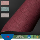 High Quality Cheap Price Embossing Faux Leather for Bags