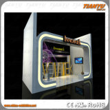 Aluminum Shell Scheme Standard Trade Show Booth Design