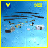Overlapped Wiper Assembly for Bus