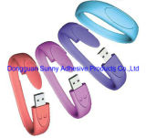 USB Silicon Bracelet, USB Bands