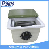 Integrated Swimming Pool Product with The Functions of Filtration