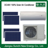 off Grid 12000BTU DC48V Air Conditioning with Solar Panel