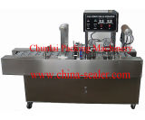 Factory Direct Sales Linear Automatic Cup Sealing Machine