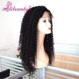 100% Human Hair Virgin Brazilian Hair Lace Front Wig for Black Women