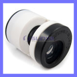 Optical Glass Take Photo 3 in 1 Fish Eye Macro Hybrid Lens for iPhone 5 5s 4G
