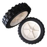 "6 Inch 6""X1.5"" Semi-Pneumatic Rubber Wheel for Hand Trolley"
