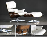 Italian Leather Charles Eames Lounge Chair with Ottoman (RF-388)