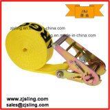 En12195-2 Endless Polyester Ratchet Strap Tie Down (can be customized)