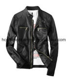 Motorcycle Suit, Safety Waterproof PU Leather Jacket for Man/Women