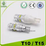White T10 80W Auto LED Car Light