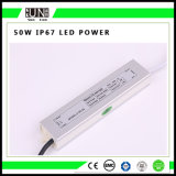 50W Constant Voltage IP65 IP67 12V Waterproof LED Power Supply