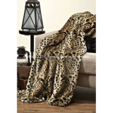 Hot Sale 100% Polyester Raschel Blanket Sr-MB170301-12 Soft Printed Mink Blanket