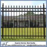 Commercial Iron Garden Fence Panel