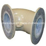 Abrasion Resistant Steel Pipe, Elbows and Bends
