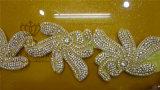 Handmade Rhinestone Crystal Beaded Belts for Wedding Dress