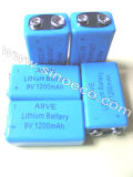 Power Type Lithium Maganese Dioxide Battery (3.0 V) Dry Cell