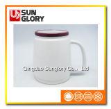Glazed Porcelain Mug of Syb026