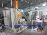 Hot Sale PE/PP/LLDPE/ABS/Carbon Black Masterbatch Granulating Line