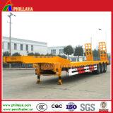 Three BPW Axles Low Loading Trailer Long Vehicle