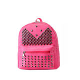 The High Quality Fashion Rivet Wholesale Women Backpack