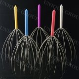 Scalp Head Massager Neck Massage Octopus Scalp Stress Relax SPA Therapy Healing