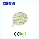 High Quality 1.2W 2835SMD 12V G4 LED Light (GR-G4-LB-007A)
