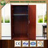 Bedroom Furniture Wooded Wardrobe with Cheap Price