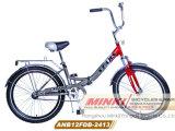 Stels 24 Inch 1 Speed Folding Bicycle (ANB12FDB-2413)