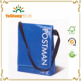 BOPP Laminated PP Woven Bag, Postman Woven Bag with Single Adjusatble Handle