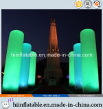 2015 Surprized Air Inflatable Column001, LED Light Decoration