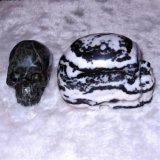 Semi Precious Stone Natural Crystal Skull Angel Buddha Carving