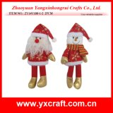 Christmas Decoration (ZY14Y100-1-2) Christmas Day Craft Supply