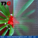 3mm Clear Millennium Patterned Glass
