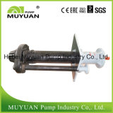 Heavy Duty Centrifugal Mill Concentrate Vertical Slurry Pump
