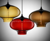 Post-Modern Glass Pendant Lamp Chandelier