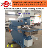 Semi-Auto Double Heads for Making Glass Holes Drilling Machine