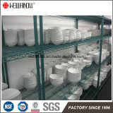 Epoxy Coated Green Steel Restaurant Industrial Dish Drying Rack Supplier