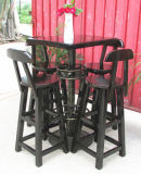 Solid Wood Chairs and Table with Cheap Price (M-X3014)