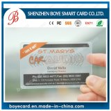Cheap Transparent Name Card for Customer