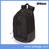 Black School Student Sports Traveling School Backpack