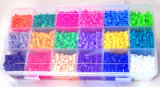 18 Color Perler Beads for DIY Toys