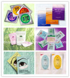 Zx Factory Price Plastic Cosmetic Packaging Pouch