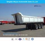3 Axle Dump Semitrailer or Tipping Dumper or Semitrailer