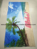 Sublimation Microfiber Digital Printed Beach Towel