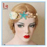 Fashion Summer Beach Flower and Star Shell Headbands