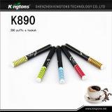 Best OEM Kingtons K890 Disposable E Cigar in Stock, 280 Puffs E Shisha Wholesale!