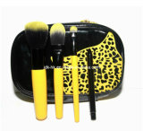 Portable 4PCS Dazzling Color Makeup Brush Kits (JDK-PS5022)