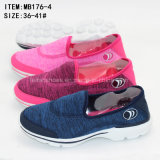 Latest Cheap Cold Cement Slip-on Casual Sports Shoes for Women (MB176-4)
