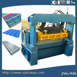Tile Cold Roll Forming Machinery