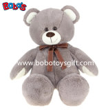 Eco-Friendly Plush Grey Teddy Bear as Kids Toy